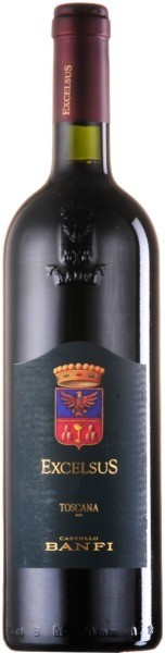 Excelsus Rosso Toscana IGT 2014 | Castello Banfi